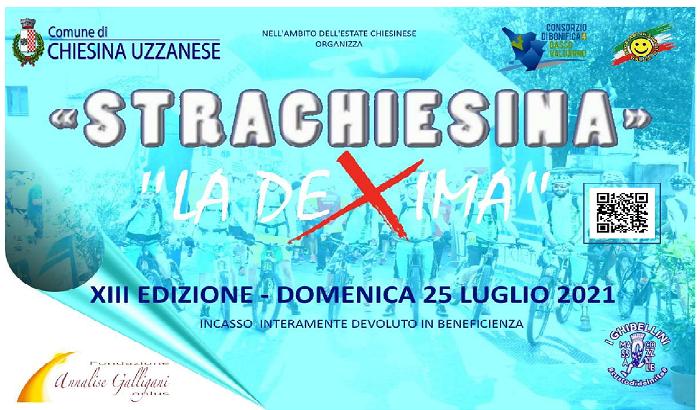 """Domenica si svolgerà la 13^ edizione della """"Strachiesina la Dexima"""""""