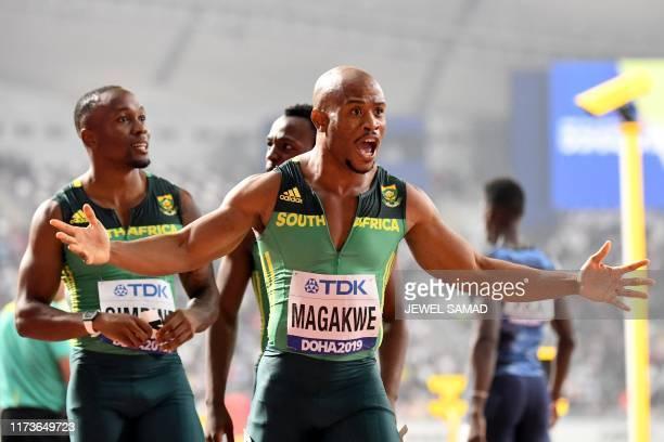 Doping: 7 anni di squalifica al primo sudafricano sceso sotto i 10 secondi nei 100 metri