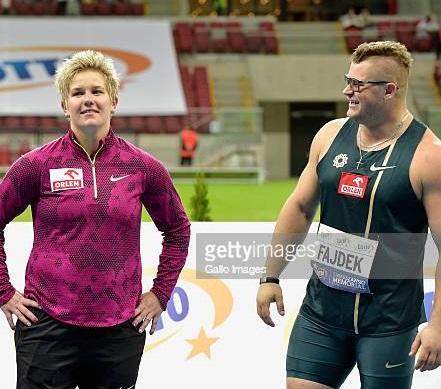 Anita Wlodarczyk e Pawel Fajdek in gara oggi nel martello in Ungheria a Székesfehérvár