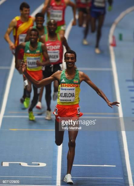 Risultati Oslo: Yomif Kejelcha ha vinto i 3000 metri con il miglior crono mondiale dell'anno