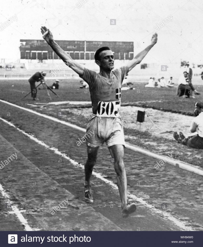 Ricordando Ugo Frigerio, il marciatore anticonformista nell'anniversario del terzo oro olimpico