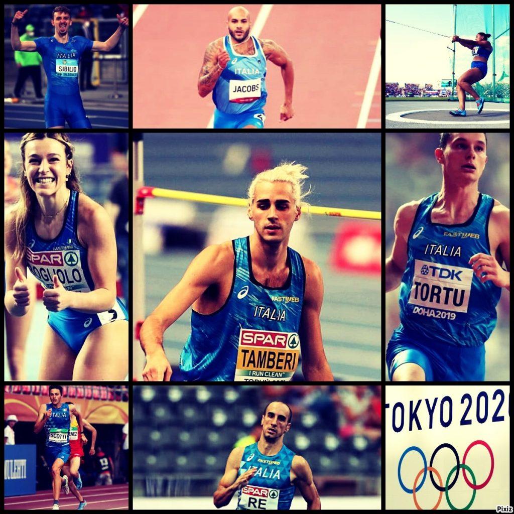 Olimpiadi Tokyo Atletica 3^ giornata: domenica tocca a Tamberi in finale mentre Jacobs e Tortu cercano la finale nei 100 metri