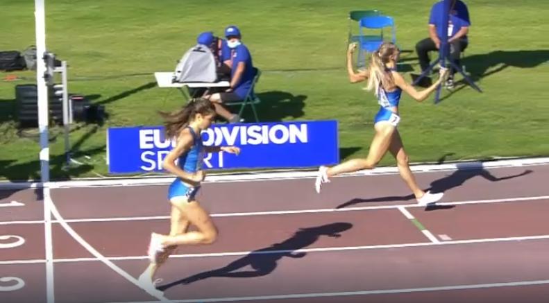 Europei U23 Tallin: memorabile doppietta Sabbatini-Zenoni nei 1500 metri