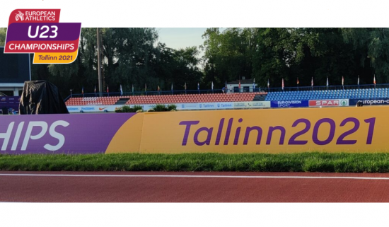 tallin european Championship
