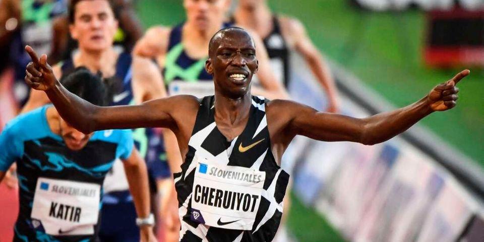 """Timothy Cheruiyot andrà a Tokyo nei 1500 metri nonostante il 4° posto ai """"Severi"""" trials keniani"""