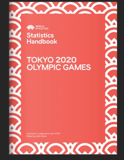 Olimpiadi Tokyo: pubblicato il manuale delle statistiche dei Giochi Olimpici di tutte le edizioni