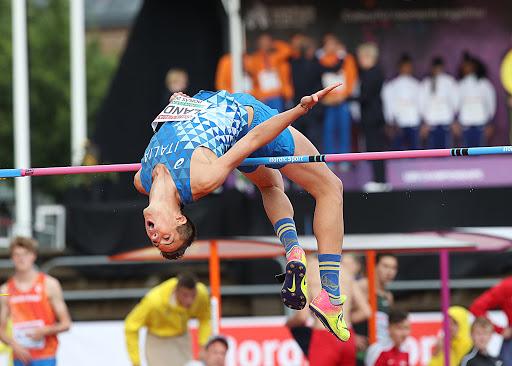 Europei U23 Tallin; argento per Lando nell'alto e per la staffetta 4x400 metri maschile