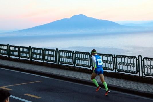 Napoli Running apre le iscrizioni di Sorrento Positano e Napoli City Half Marathon