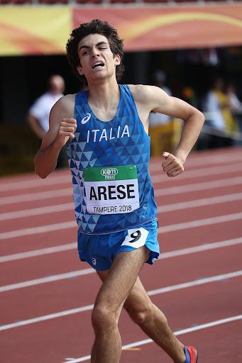 Europei U23 Tallin: beffa per Pietro Arese, vincitore e poi squalificato nei 1500 metri