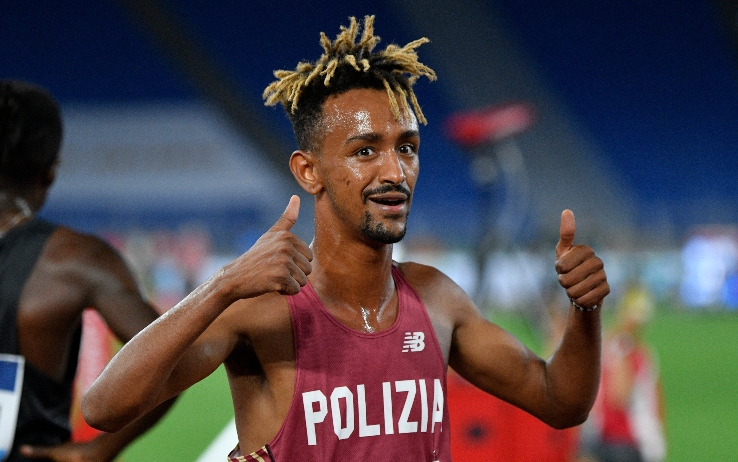 Yeman Crippa migliora il record italiano dei 3000 metri a Gateshead