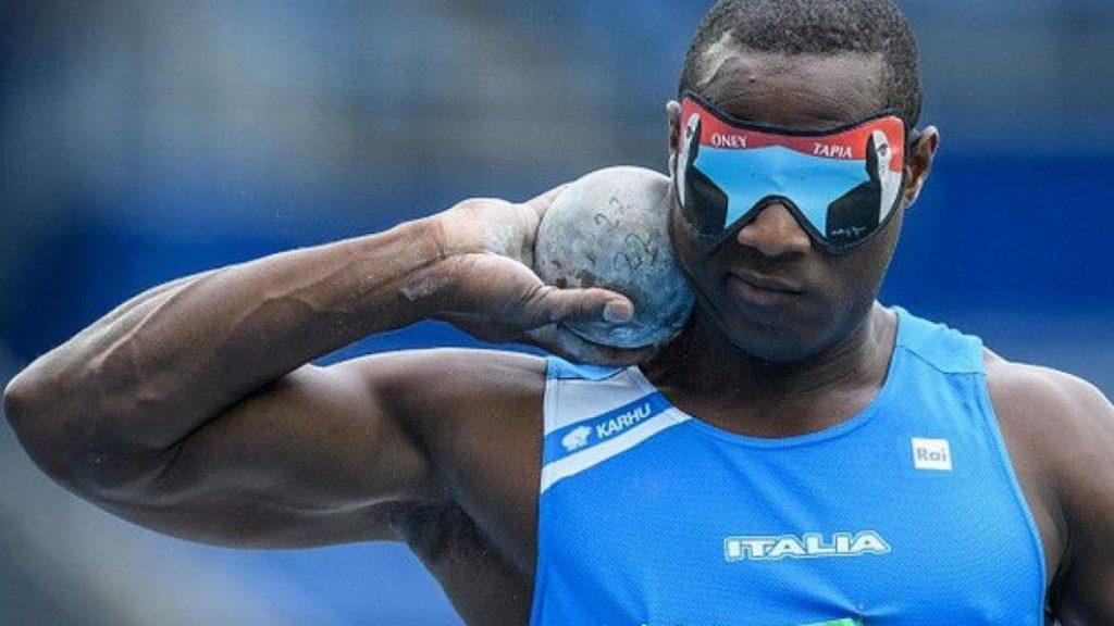 Paralimpiadi Tokyo Atletica: splendido bronzo di Oney Tapia nel getto del peso F11