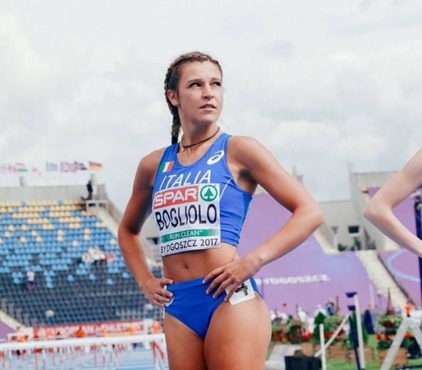 Olimpiadi Tokyo Atletica: Luminosa Bogliolo fa il record italiano nei 100 ostacoli ma non basta per la finale