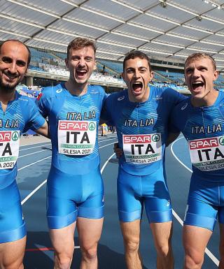 Olimpiadi Tokyo Atletica: grande finale per la staffetta 4x400 maschile con record italiano