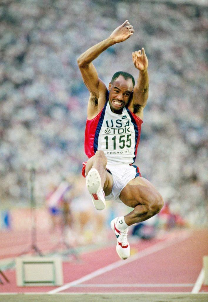 Mike Powell: trent'anni fa, ricordando il salto del record mondiale
