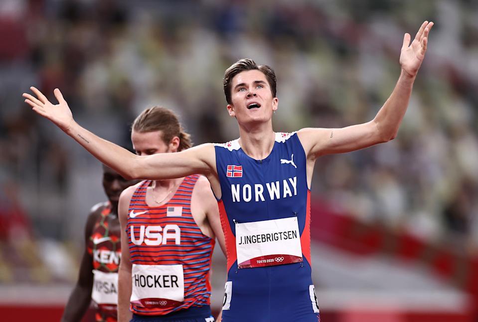 Olimpiadi Atletica: storico oro di Jakob Ingebrigtsen nei 1500 metri