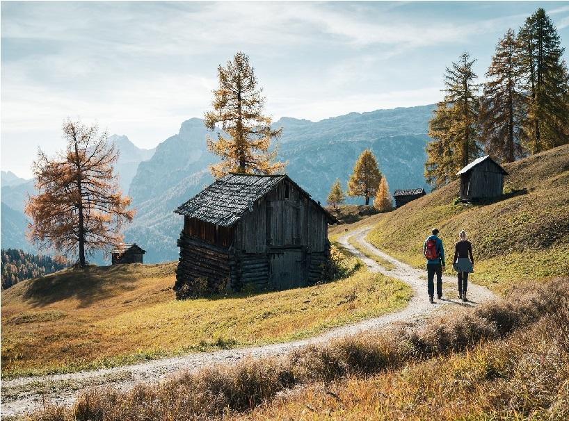 Alta Badia: I sapori dell'autunno