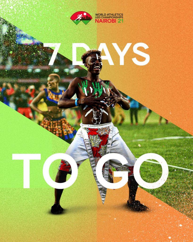 Campionati Mondiali U20: ecco i convocati azzurri per Nairobi ( 17-22 agosto)