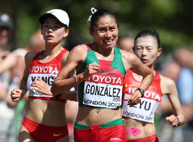 """Marcia:  squalificata fino al 2026 """"Lupita González"""", argento nella 20 chilometri di Rio 2016"""