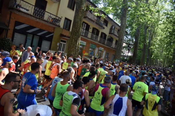 Sabato 28 la XXIII edizione Marcialonga in salita Mercogliano – Montevergine.