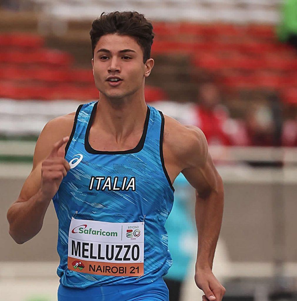 Mondiali U20 Nairobi:  Matteo Melluzzo  6° nella finale dei 100 metri