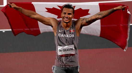 Olimpiadi Tokyo Atletica: Il canadese Andre De Grasse ha portato a casa l'oro nei 200 metri maschili