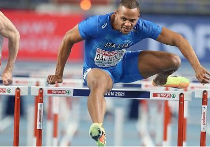 Olimpiadi Tokyo Atletica: Paolo Dal Molin va in semifinale nei 110 ostacoli, nulla da fare per Hassane Fofana