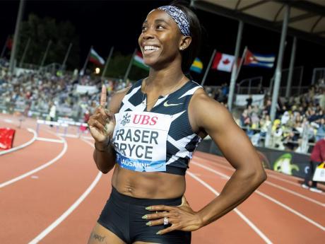 Shelly Ann Fraser non gareggerà nei 100 metri oggi nella tappa di Parigi -Diamond League