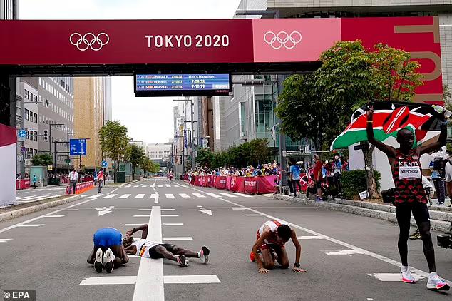 Atleti ingoiano pillola ELETTRONICA durante le Olimpiadi per misurare i segni vitali - come la temperatura corporea - in tempo reale