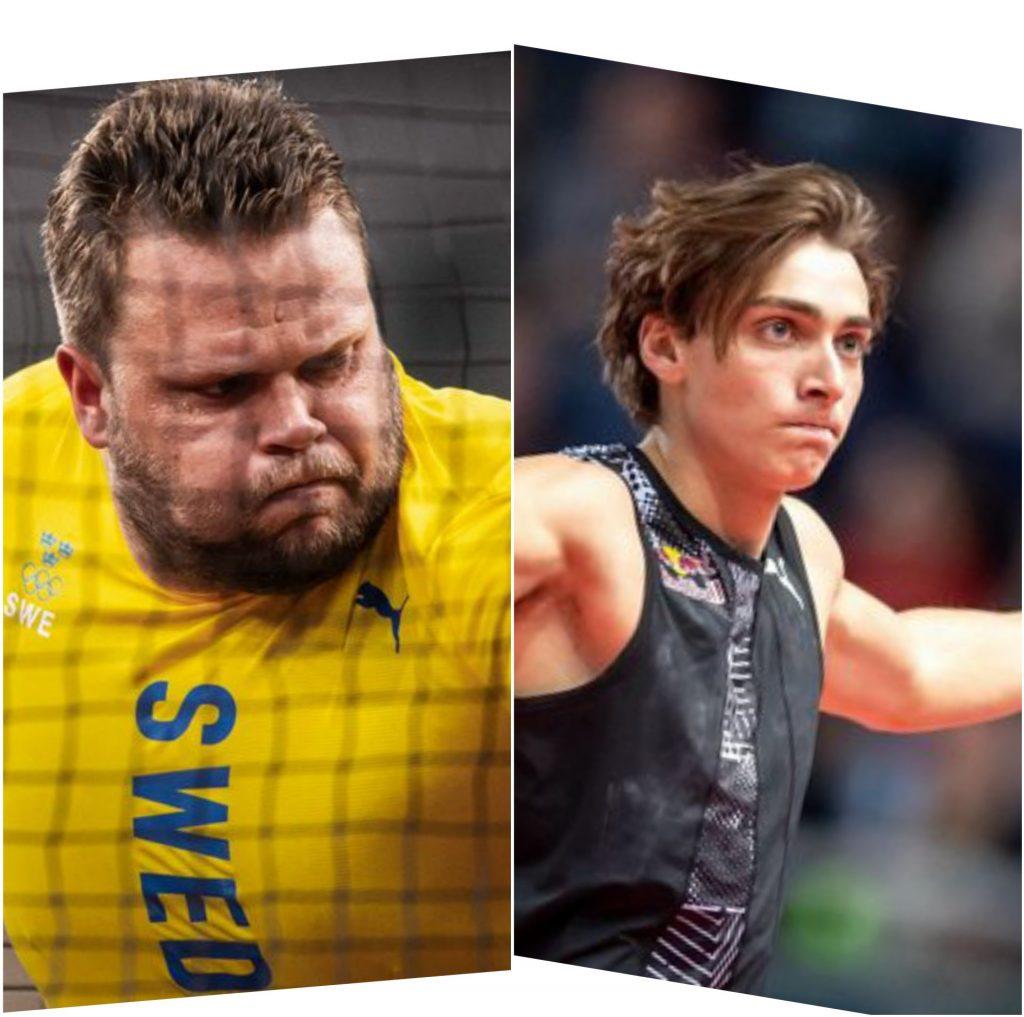 Poveri atleti svedesi! 6 euro di premio per l'oro olimpico a Daniel Stahl e Armand Duplantis!