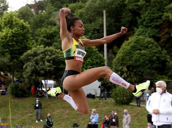 Larissa Iapichino rinuncia ai mondiali Under 20 e chiude la stagione