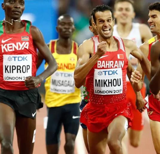 TOKYO 2020 Doping: il mezzofondista del  BAHRAIN ALSADIK MIKHOU squalificato