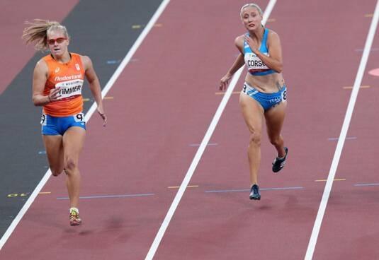 Paralimpiadi Tokyo Atletica: Oxana Corso ottava nei 100 e 200 metri, Cipelli nona nel lungo