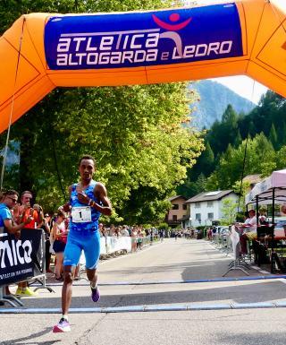 Neka Crippa vince con il record alla Ledro Running 2021