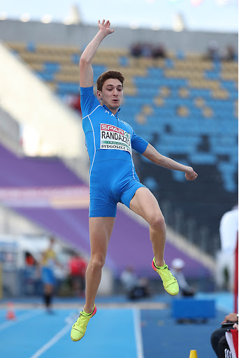 Olimpiadi Tokyo Atletica: Filippo Randazzo 8° nella finale del lungo