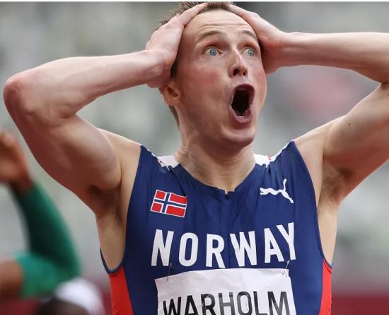 Olimpiadi Tokyo Atletica: Impensabile Record del Mondo di Karsten Warholm nei 400 ostacoli, ottavo Alessandro Sibilio