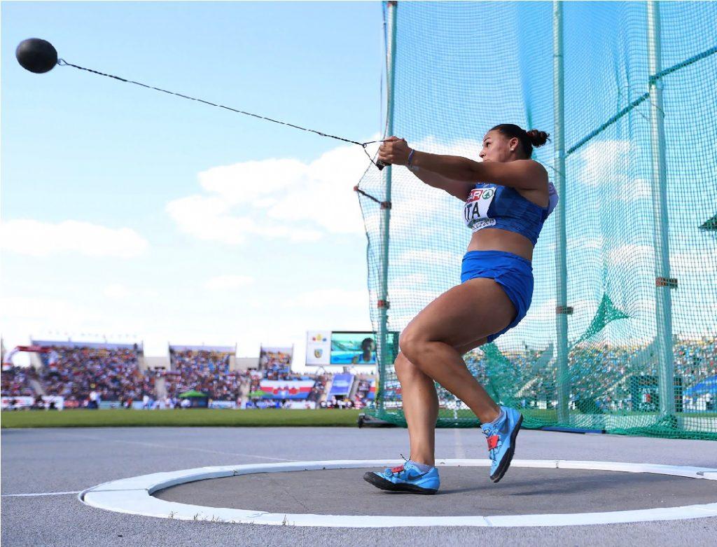 Olimpiadi Tokyo Atletica: Sara Fantini centra la finale nel lancio del martello