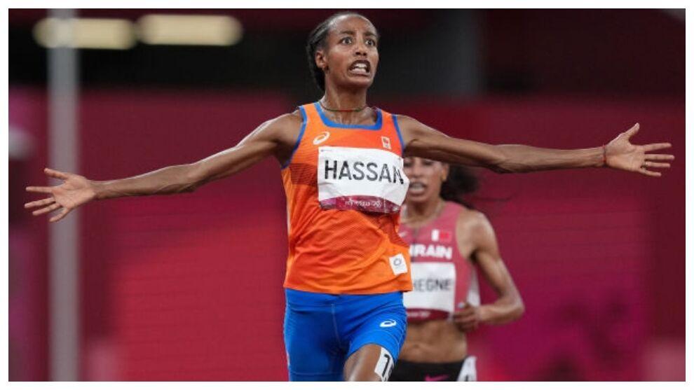 Olimpiadi Atletica: Sifan Hassan vince i 10.000 metri e si prende il secondo oro