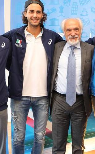 """Tamberi: """"I successi dell'atletica grazie anche alla gestione di Alfio Giomi"""", precedente presidente della Fidal"""