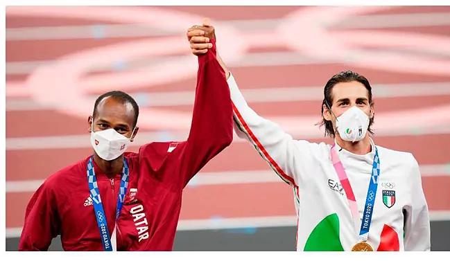 Barshim non c'era con Tamberi a Losanna  perchè (ri)chiamato dall'Emiro del Qatar proprietario del PSG