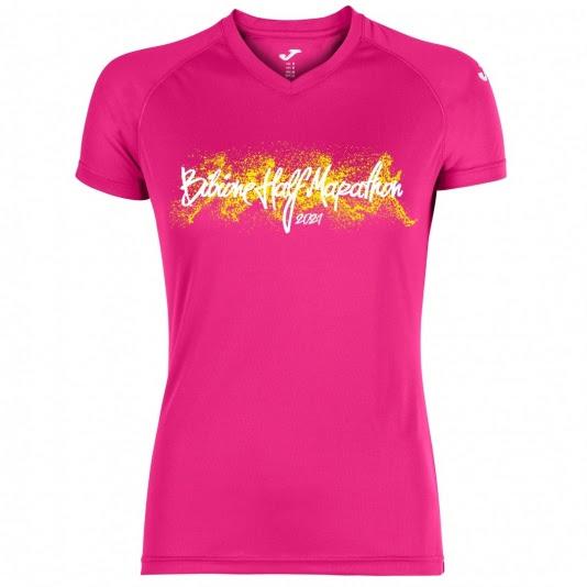 Due settimane alla Bibione Half Marathon, la T-shirt ha nell'anima il litorale