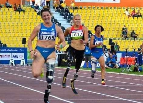 Paralimpiadi Tokyo Atletica: record del mondo di Martina Caironi  nei 100 metri con 3 azzurre in finale