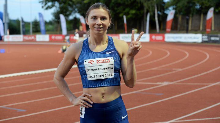 Tsimanousskaya vende una sua  medaglia a 18.000 euro per aiutare gli atleti perseguitati della Bielorussia