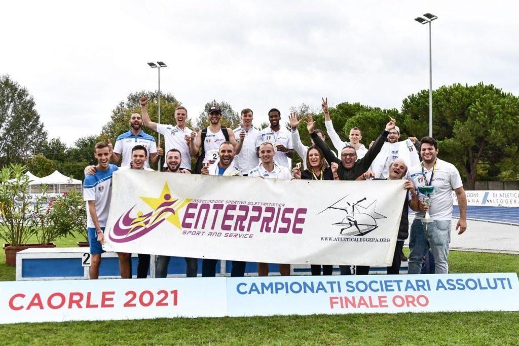 Cds Finale A Oro: Lo scudetto torna in Campania, Benevento fa festa