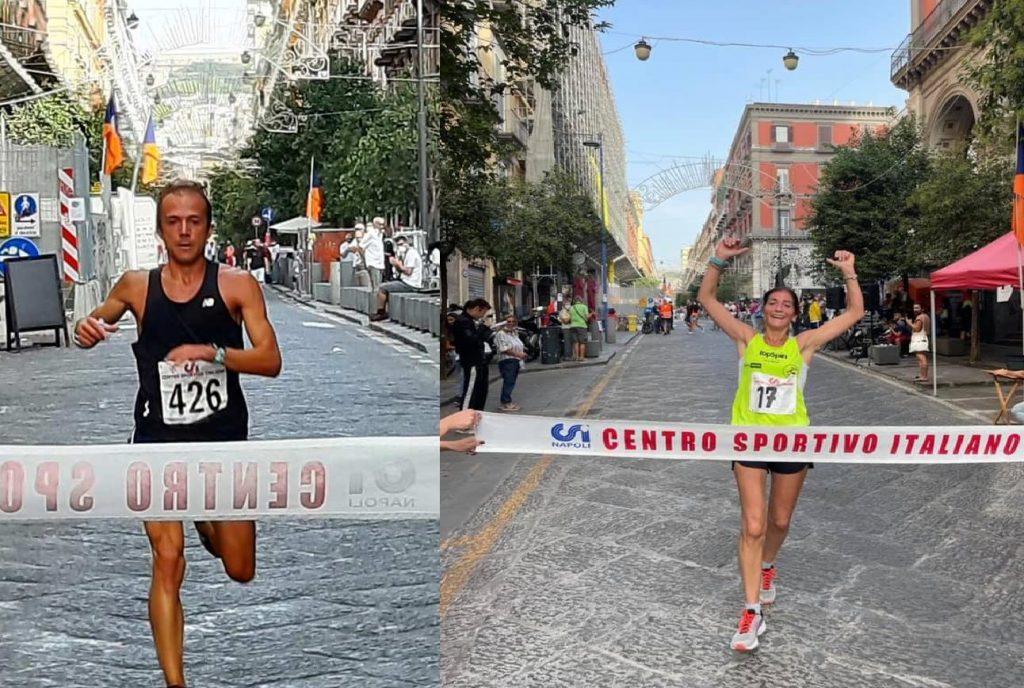 """Napoli Corre per San Gennaro  Sport e fede """"Arricchisce la vita delle persone"""" Piermatteo fa sua l'ottava edizione"""
