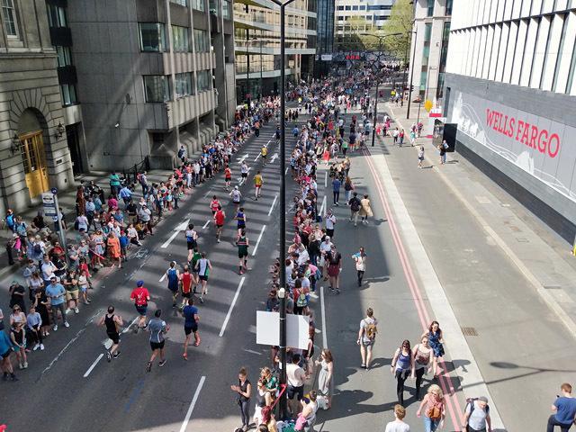 Finalmente anche gli amatori torneranno a correre la Maratona di Londra di domenica 3 ottobre
