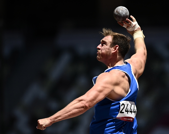 Padova risultati: Zane Weir ancora lontano nel peso, 21,63 e record personale