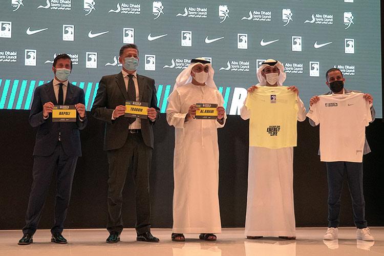 In palio 303.000 dollari per il ritorno della Adnoc Abu Dhabi Marathon