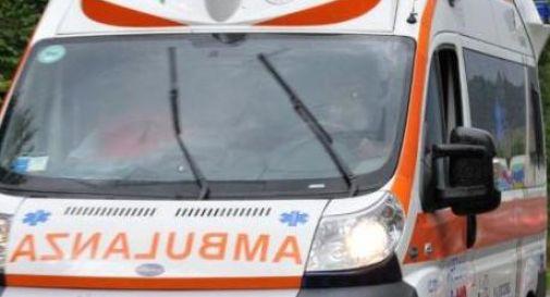 Incidente stradale per Osama Zoghlami e Federica Sugamiele