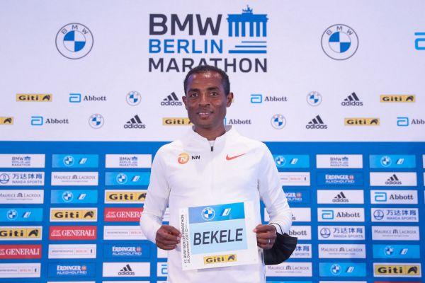 Domani 26 settembre la diretta streaming della Maratona di Berlino, Bekele va per il record del mondo?