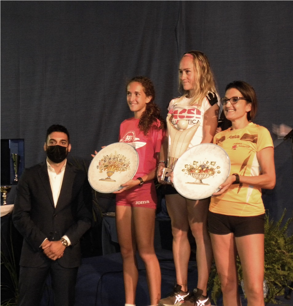 "Kenya e Italia sul podio.  59ª ""San Lorenzo International Running, trionfo: Njeru ed Ermini.  Al nastro di partenza atleti provenienti da quattro paesi."